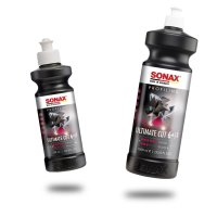 Sonax Ultimate Cut 6+ 3 Schleifpaste (250ml, 1 Liter)